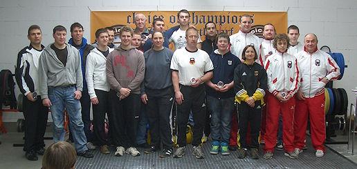 Offene Deutsche Kettlebellmeisterschaft im März 2011