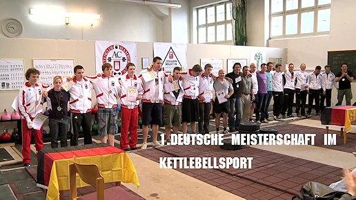Offizielles Video von der 1. Deutschen Meisterschaft im Kettlebellsport nach Regeln der IUKL am 27. August 2011 in Hamburg, Germany.