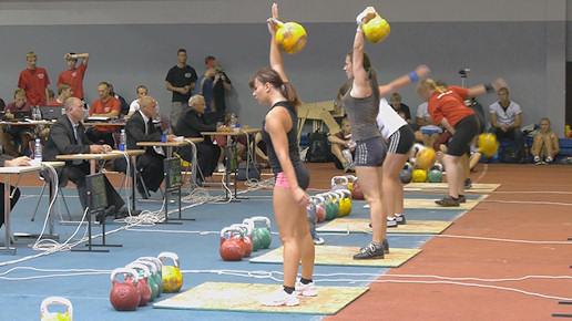 Offene Europäische Meisterschaft unter Jugendlichen in Ventspils, Lettland (Juli 2011)